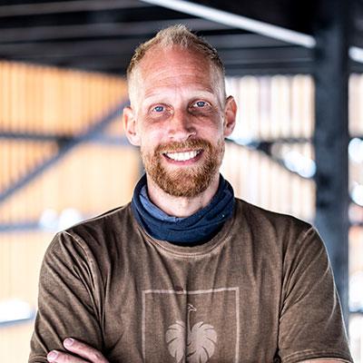 Peter fra Vestsjællands tømrer/snedker